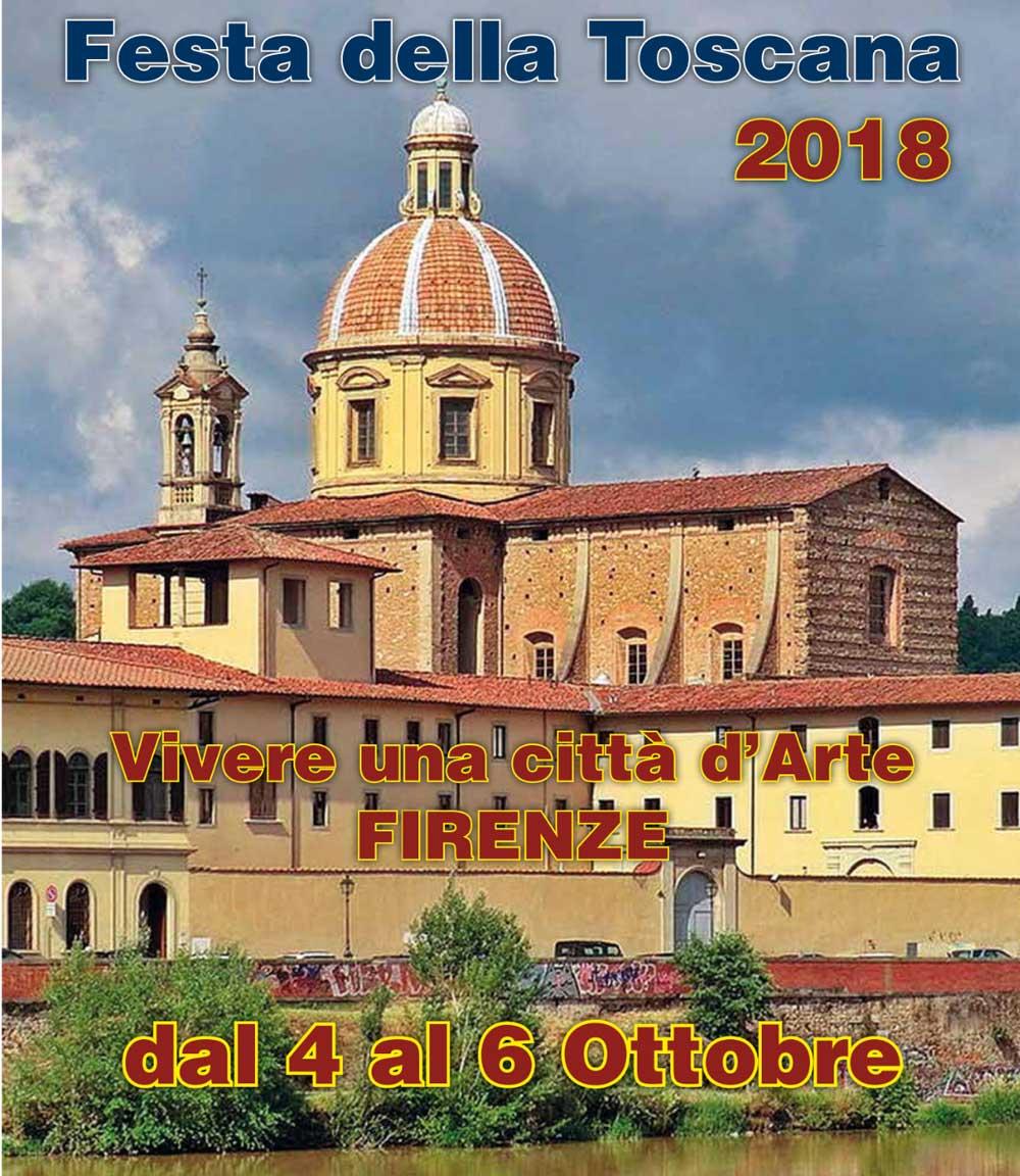 La festa della Toscana 2018 di CNA Pensionati