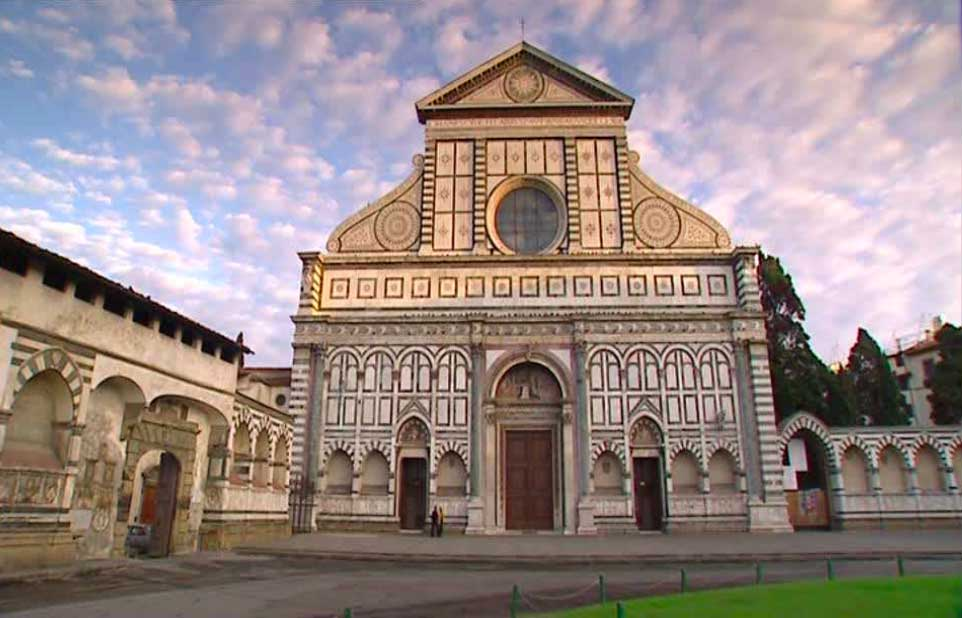 La visita alla basilica di Santa Maria Novella di CNA Pensionati