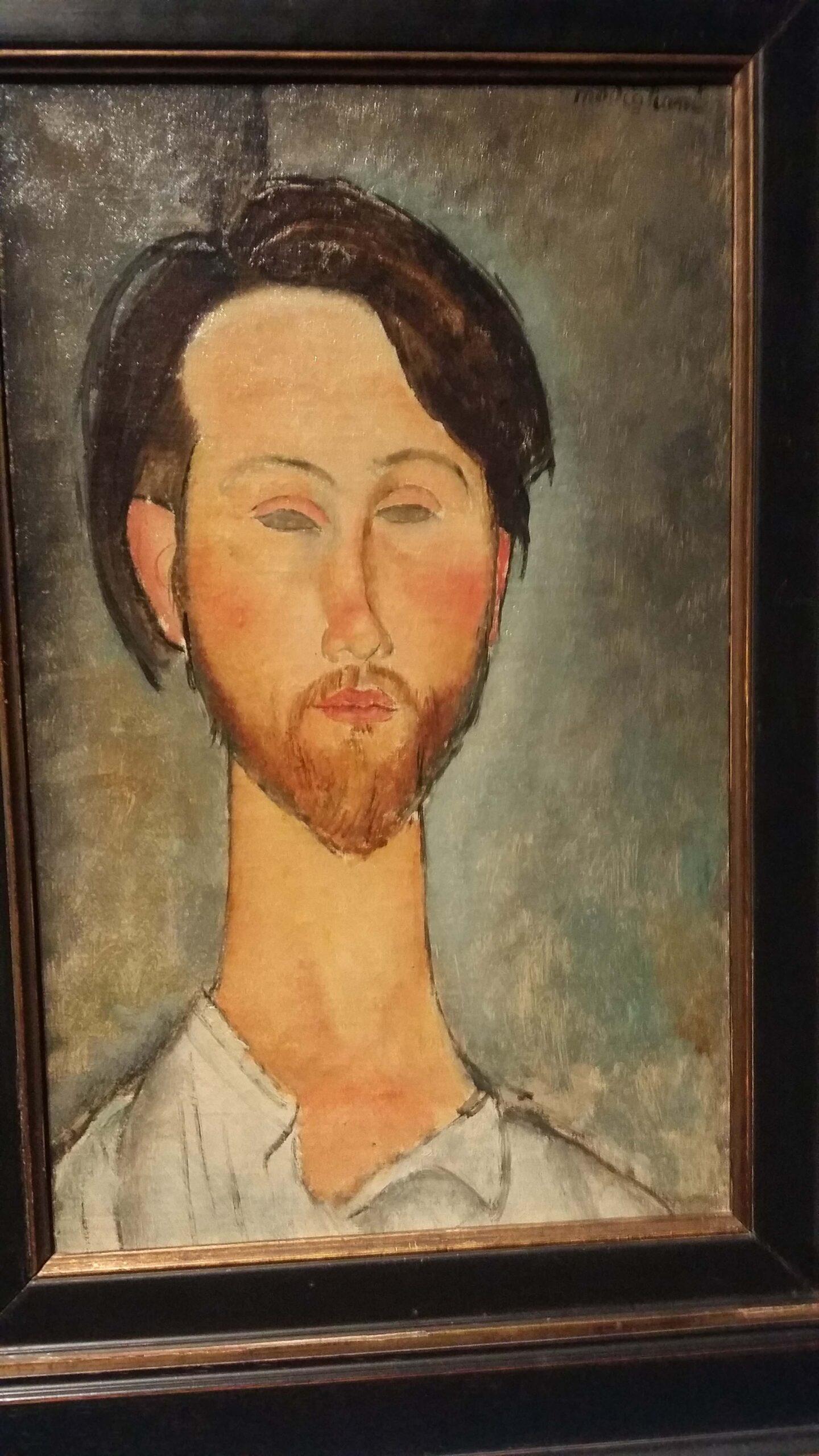 Turismo: la mostra di Modigliani a Livorno